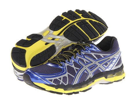 ASICS - Gel-Kayano 20 Lite-Show (Surf/Lite/Blazing Yellow) Men