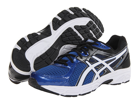 ASICS - GEL-Contend 2 (Royal/White/Black) Men's Running Shoes