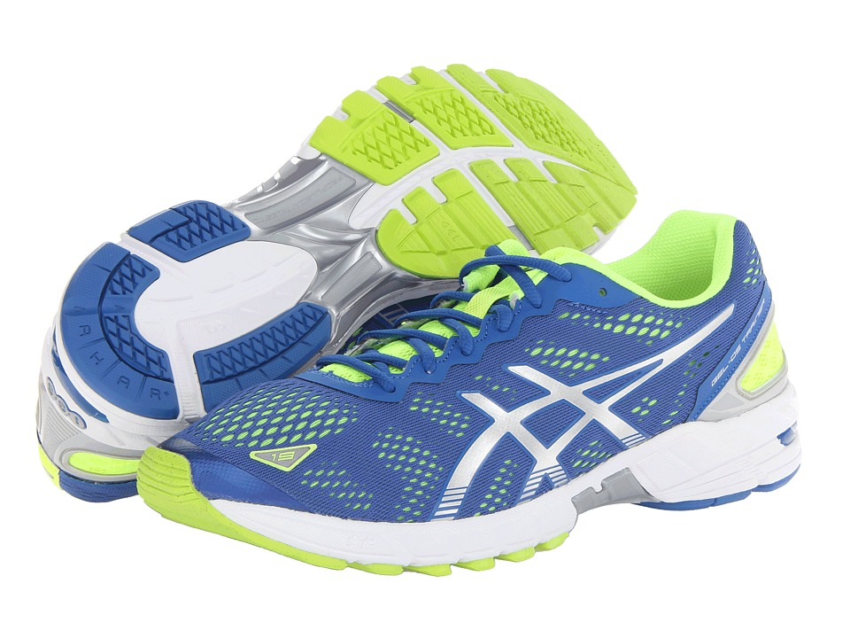 ASICS - GEL-DS Trainer 19 (Royal/Lightning/Flash Yellow) Men's Running Shoes