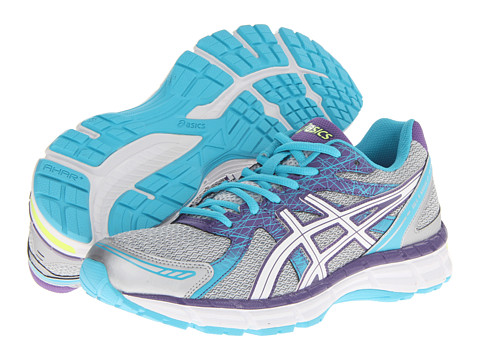 ASICS - GEL-Excite 2 (Lightning/White/Turquoise) Women's Running Shoes