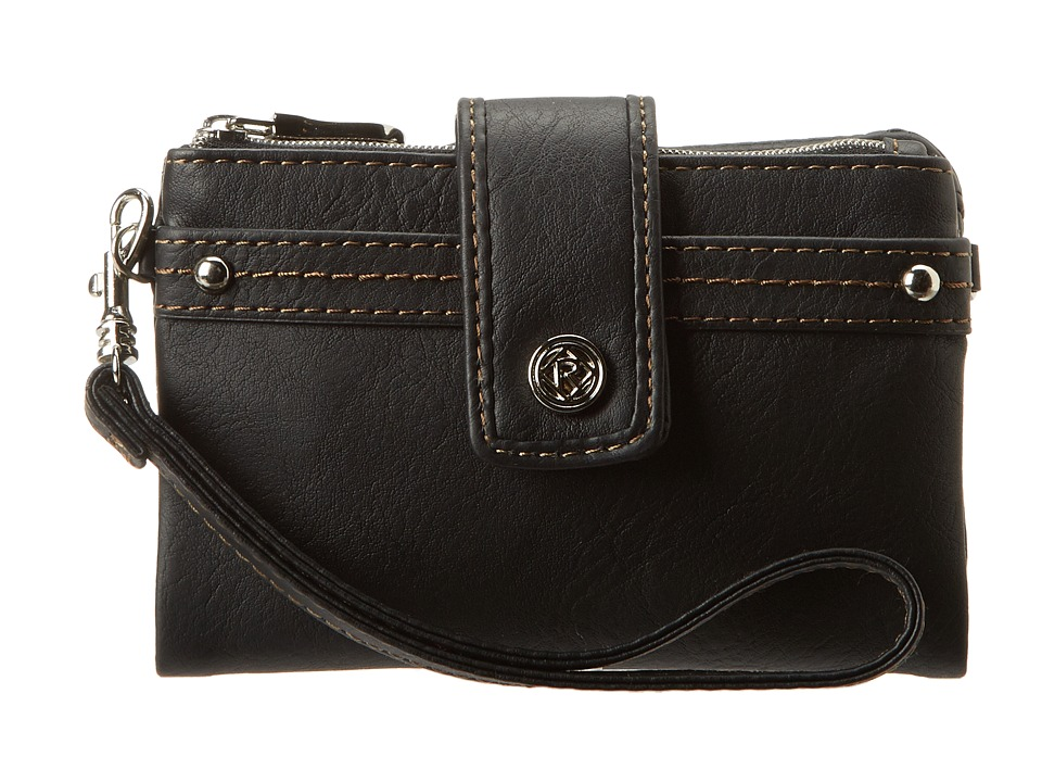 Relic - Vicky Multifunction (Black) Clutch Handbags