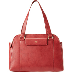 SALE! $44.99 - Save $43 on Relic Ainsley Double Zip Tote (Red) Bags and Luggage - 48.87% OFF $88.00