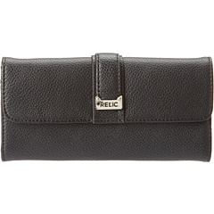 SALE! $14.99 - Save $21 on Relic Marion Checkbook (Black) Bags and Luggage - 58.36% OFF $36.00