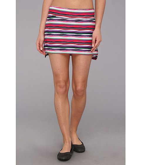Lole - Barcelo Skirt (Glade Green Multistripe) Women's Skirt
