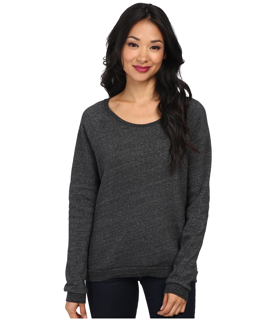 Alternative - Dash Sweatshirt (Eco Black) Women's Sweatshirt