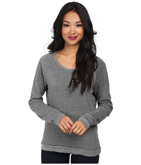 Alternative - Dash Sweatshirt (Eco Grey) Women's Sweatshirt