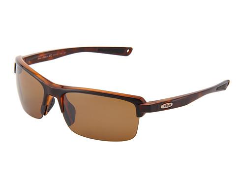Revo - Crux N (Classic Tortoise W/Bronze) Sport Sunglasses