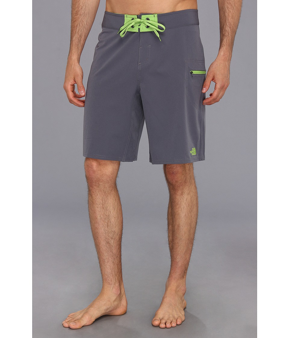 The North Face - Olas Boardshort (Vanadis Grey) Men's Swimwear