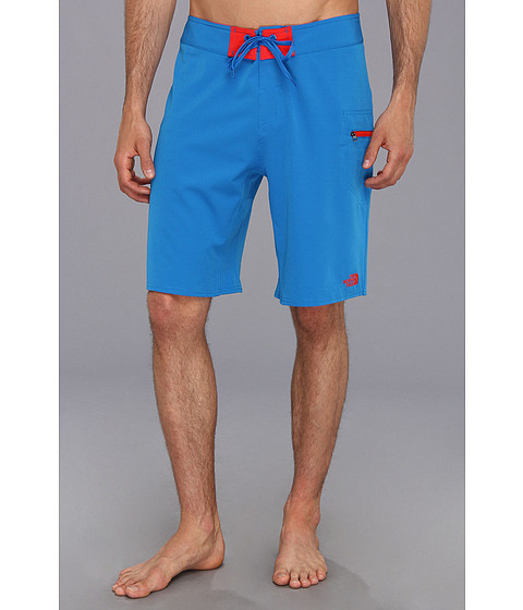 The North Face - Olas Boardshort (Drummer Blue) Men's Swimwear