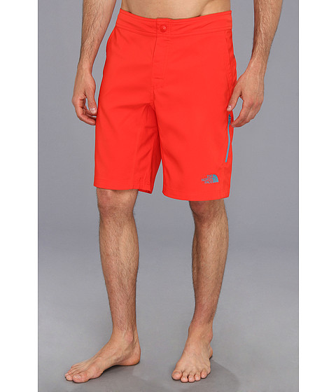 The North Face - Pacific Creek Boardshort (Fiery Red) Men