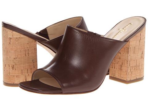 Cole Haan - Luci High Slide (Chestnut) Women's Shoes