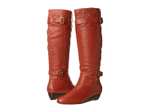 Nine West - Kenway (Copper Leather) Women's Zip Boots