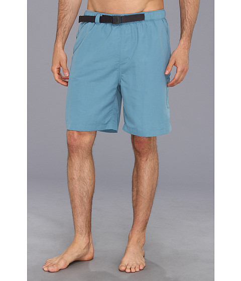 The North Face - Class V Cargo Trunk (Storm Blue) Men