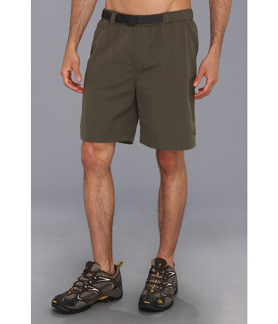 The North Face - Class V Cargo Trunk (New Taupe Green) Men