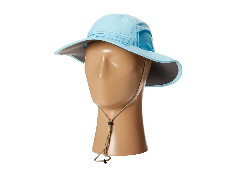 Mountain Hardwear - Chiller Wide Brim Hat (Air Stream) Traditional Hats