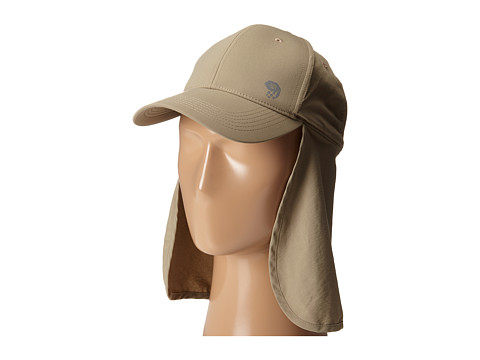 Mountain Hardwear - Ravi Baseball Cap (Khaki) Caps