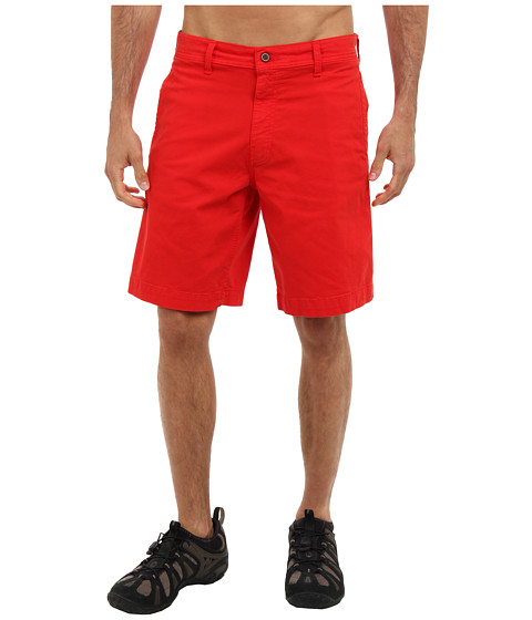 Apparel-The North Face Alderson Short (Fiery Red) Men's Shorts