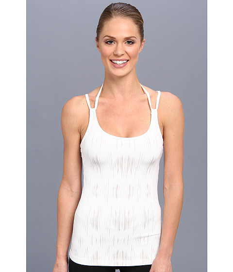 Lole - Spiral Tank (White 2) Women's Sleeveless