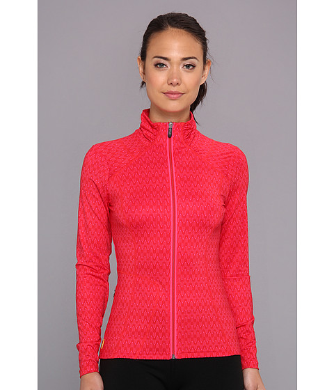 Lole - Essential 2 Jacket (Pomegranate Active) Women