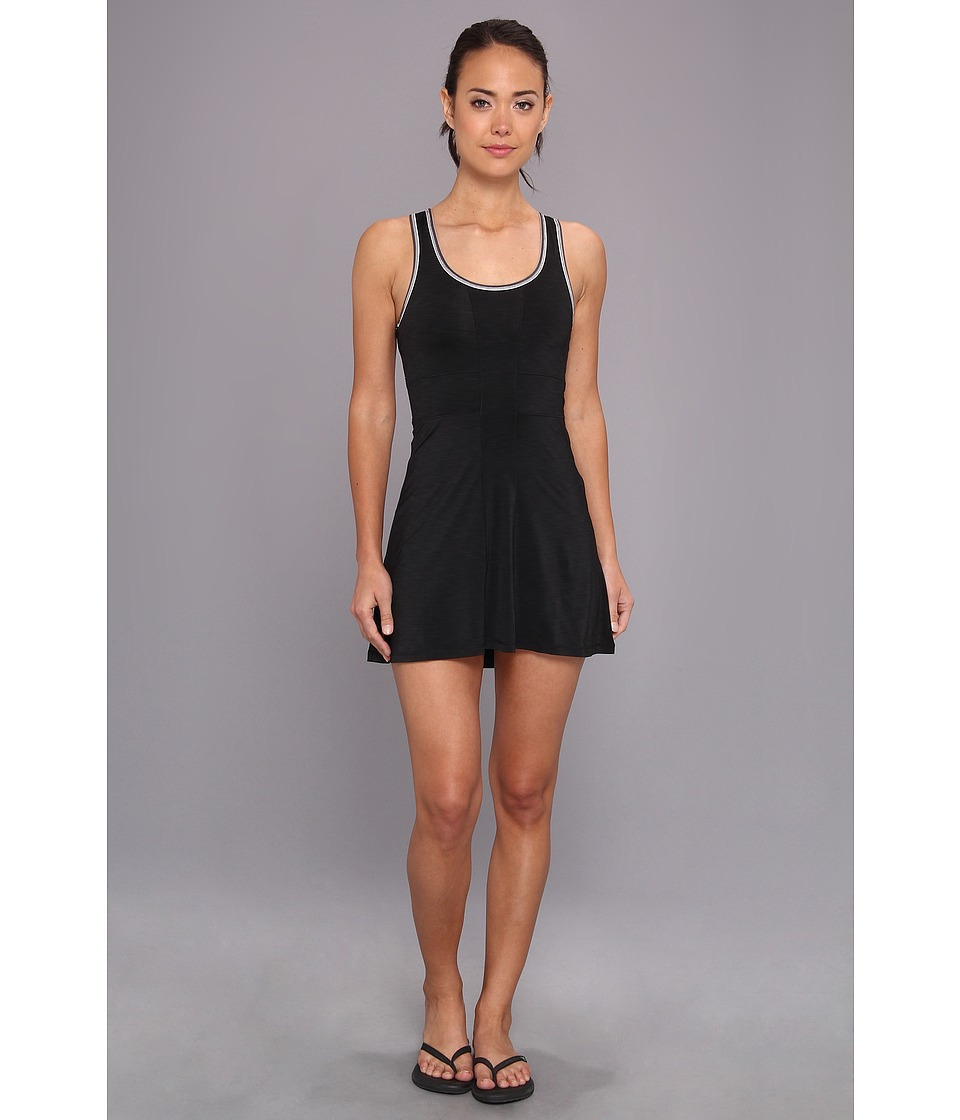 Lole - Authentic 2 Dress (Black) Women