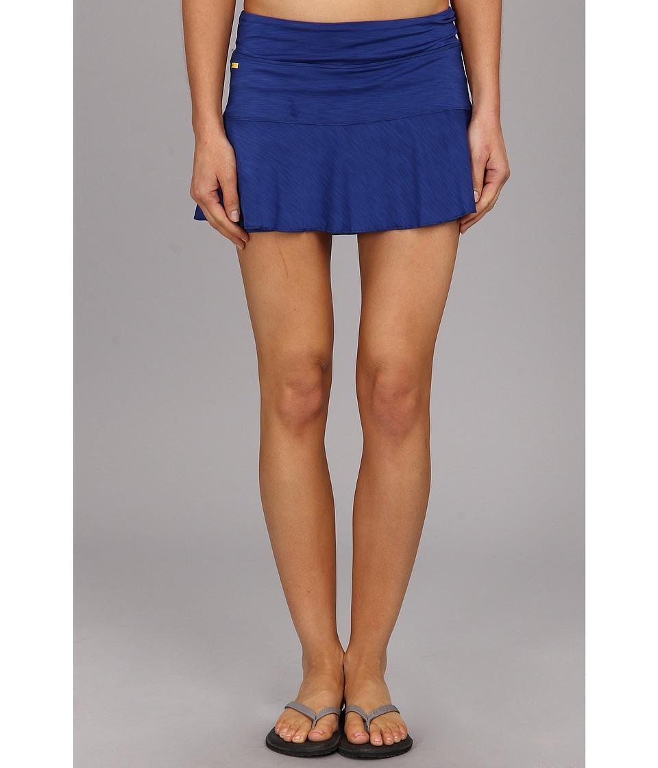 Lole - Ace Skort (Solidate Blue) Women's Skort