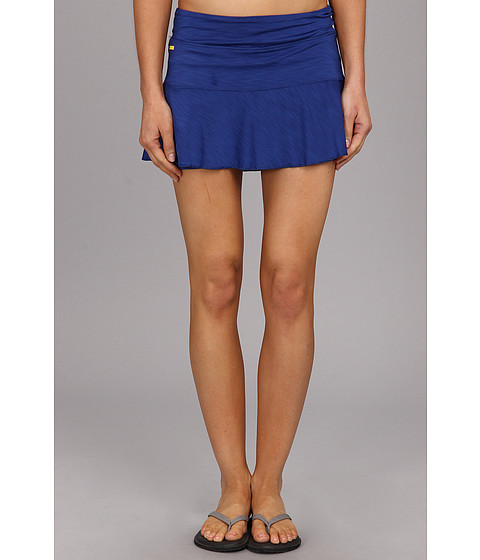 Lole - Ace Skort (Solidate Blue) Women