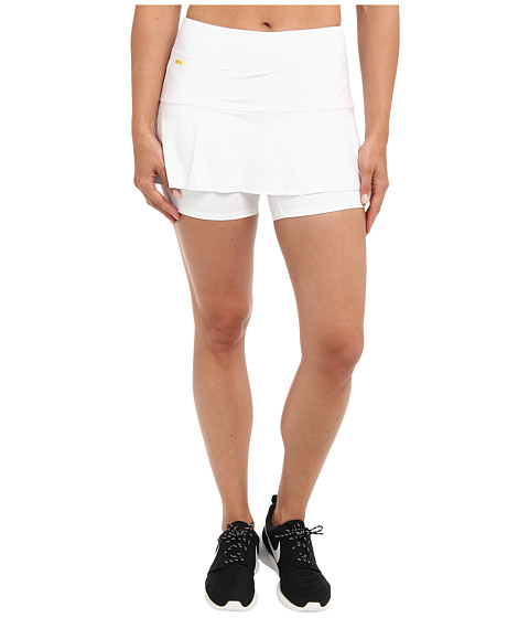Lole - Ace Skort (White) Women