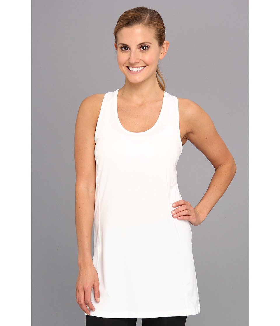 Lole - Victory Tank (White) Women's Sleeveless