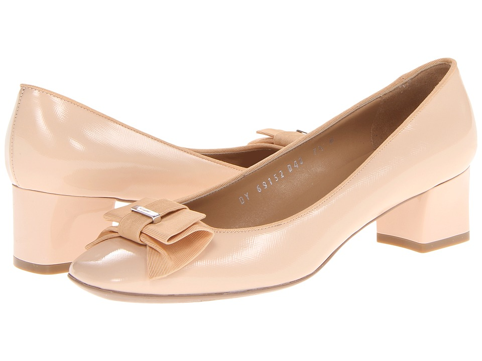 Salvatore Ferragamo - My Muse (Quarzo Rosa) High Heels