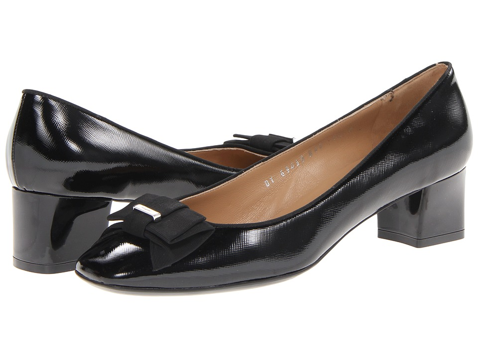 Salvatore Ferragamo - My Muse (Nero) High Heels