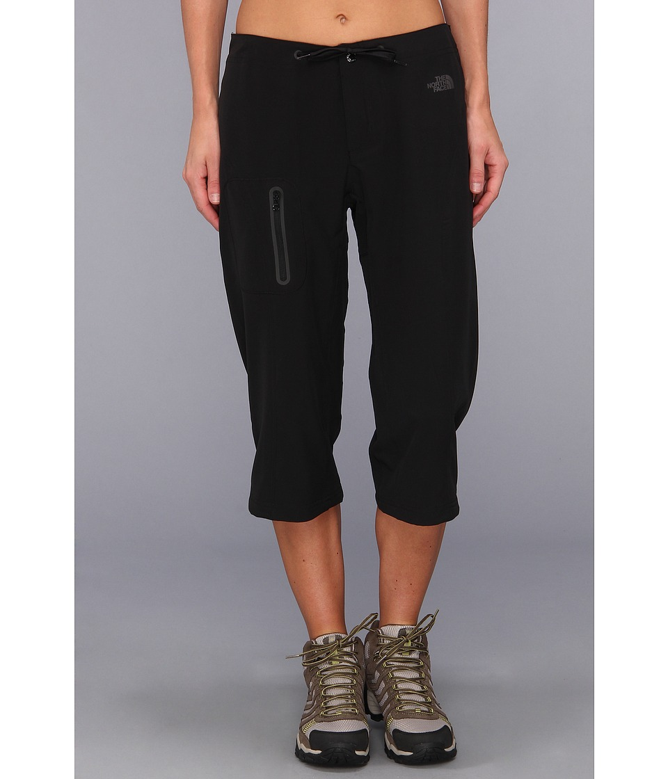 The North Face - Echo Lake Apex Long Short (TNF Black/Graphite Grey/TNF Black) Women