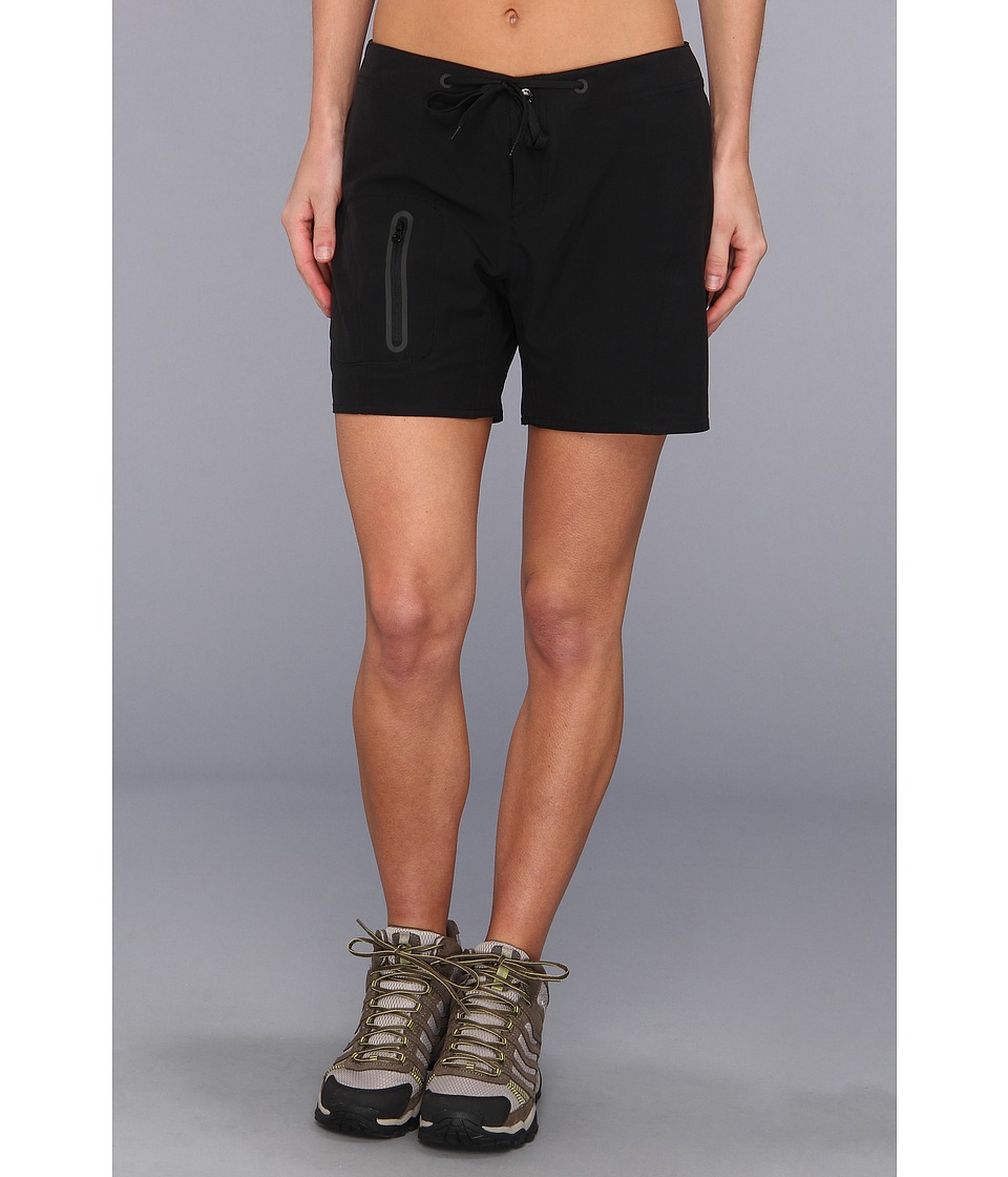 The North Face - Echo Lake Apex Washoe Short (TNF Black) Women's Shorts
