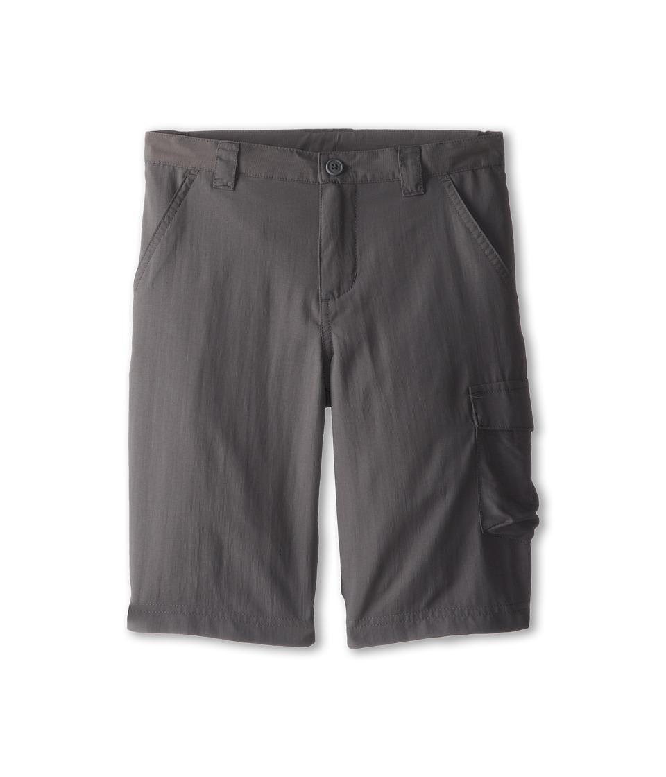 Columbia Kids - Silver Ridgetm II Short (Little Kids/Big Kids) (Grill) Boy's Shorts