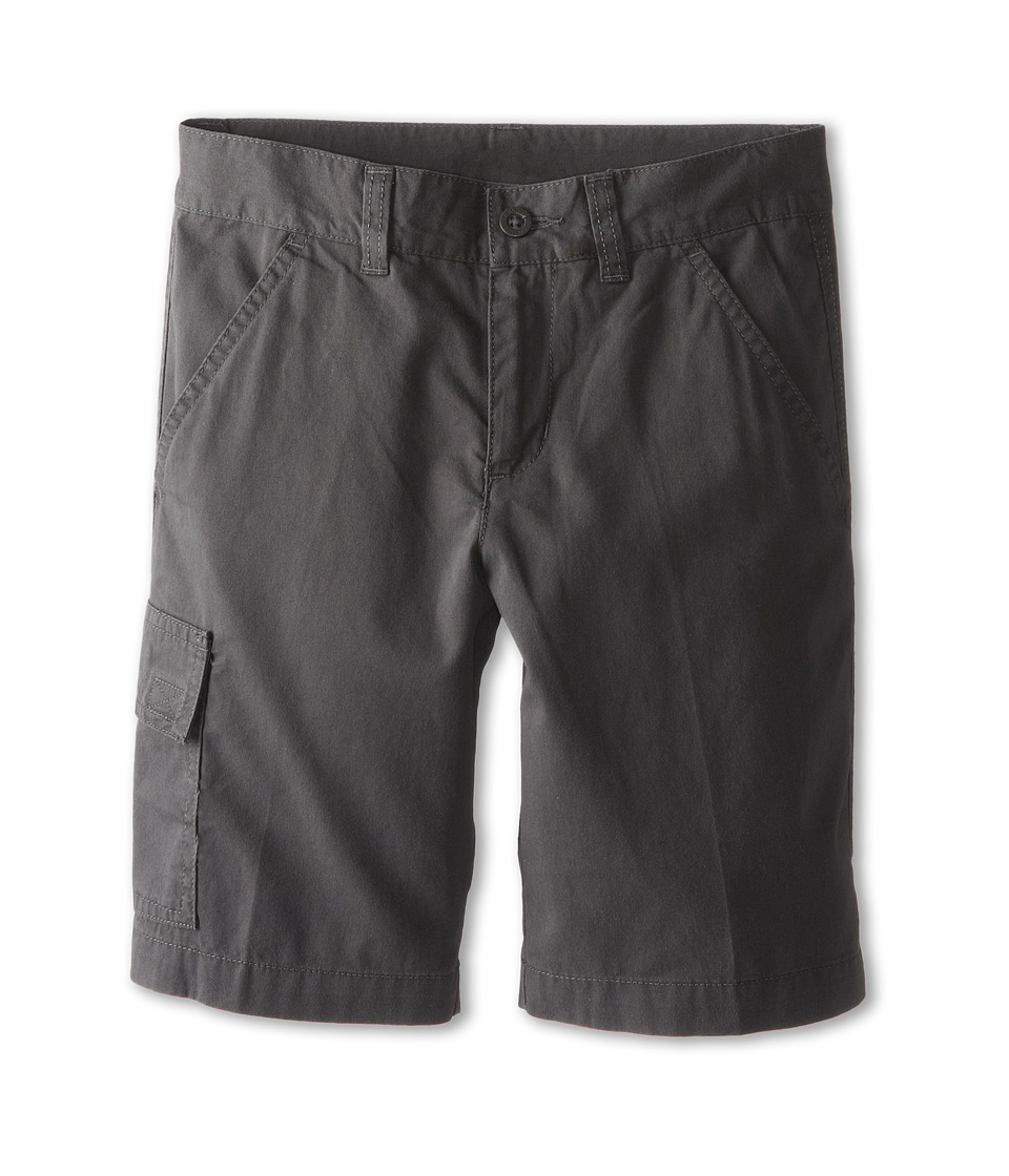 Columbia Kids - Red Bluff Cargo Short (Little Kids/Big Kids) (Grill) Boy's Shorts