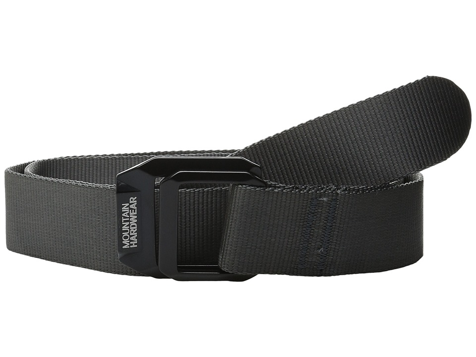 Mountain Hardwear - Double Back Belt (Graphite) Belts