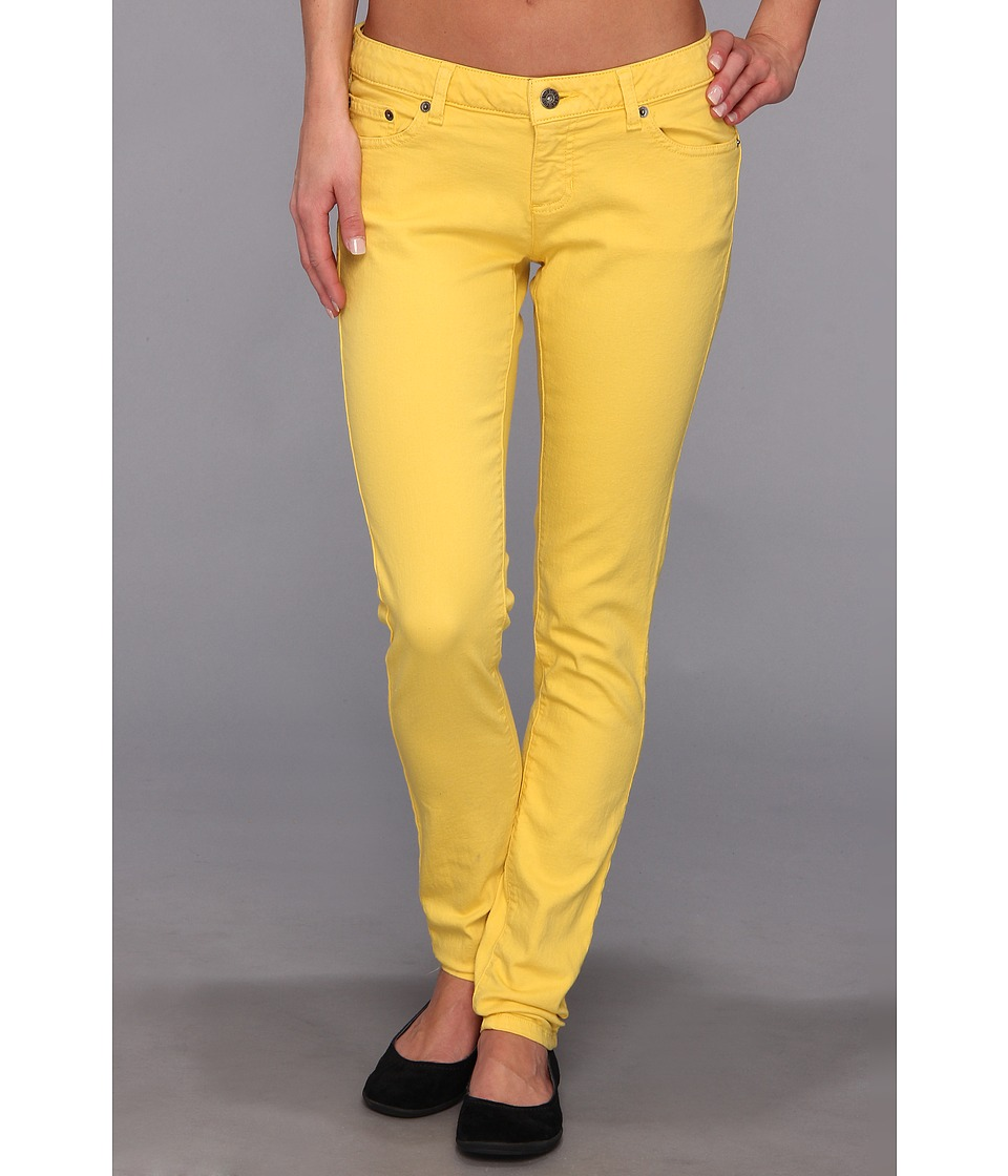 The North Face - Valencia Pant (Sulphur Yellow) Women's Casual Pants