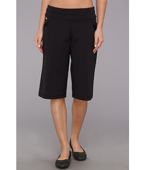 Lole - Circuit Short LSW0932 (Black) Women's Shorts