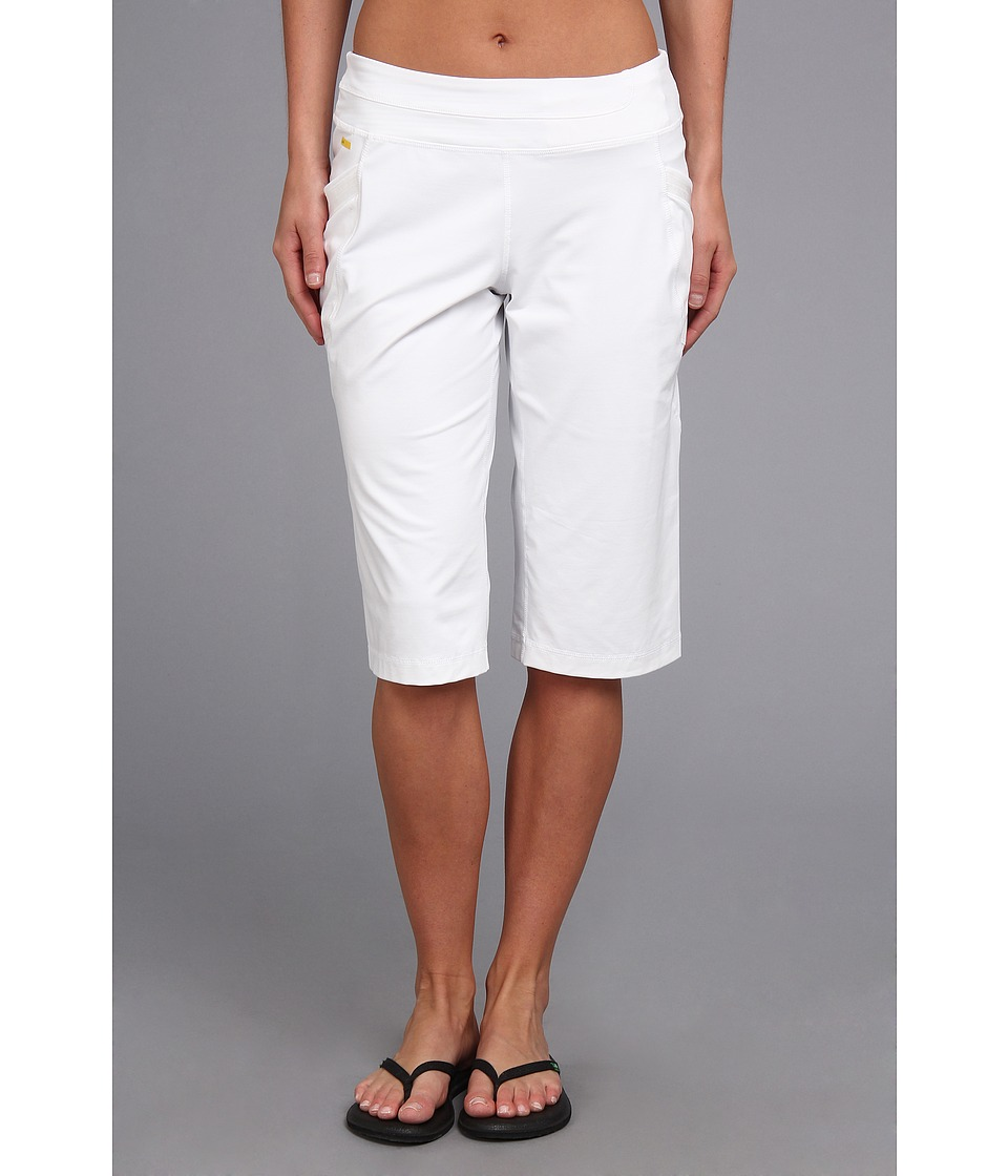 Lole - Circuit Short LSW0932 (White) Women's Shorts