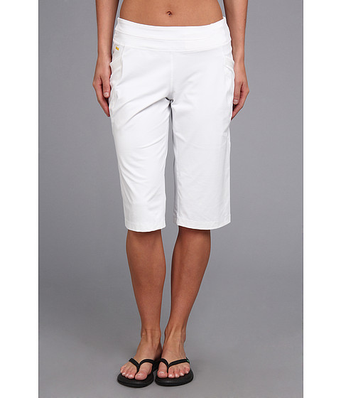 Lole - Circuit Short LSW0932 (White) Women's Shorts