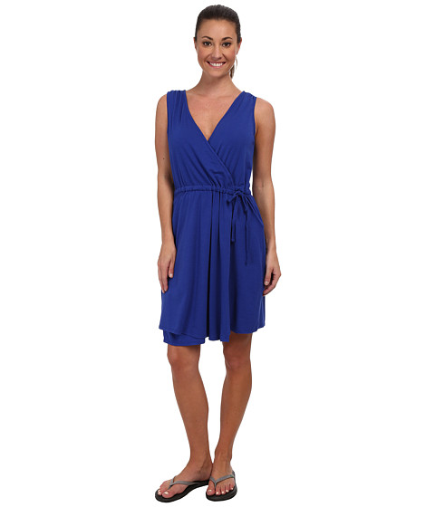 The North Face - Joice Wrap Dress (Marker Blue) Women