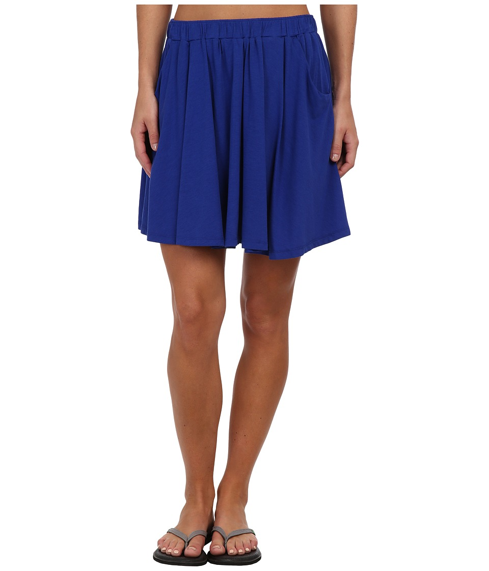 The North Face - Tenaya Skirt (Marker Blue) Women's Skirt