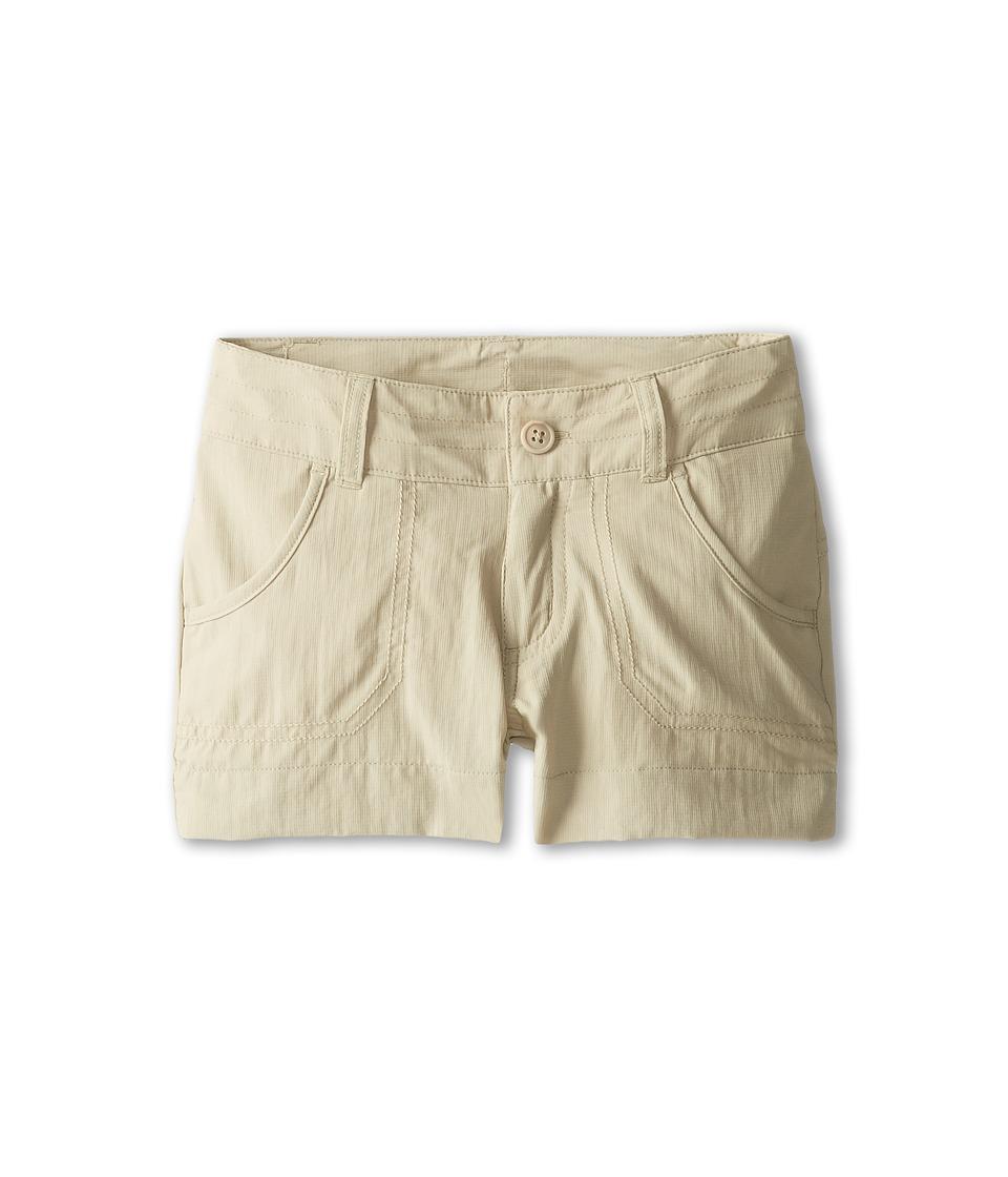 Columbia Kids - Silver Ridgetm III Short (Little Kids/Big Kids) (Fossil) Girl's Shorts