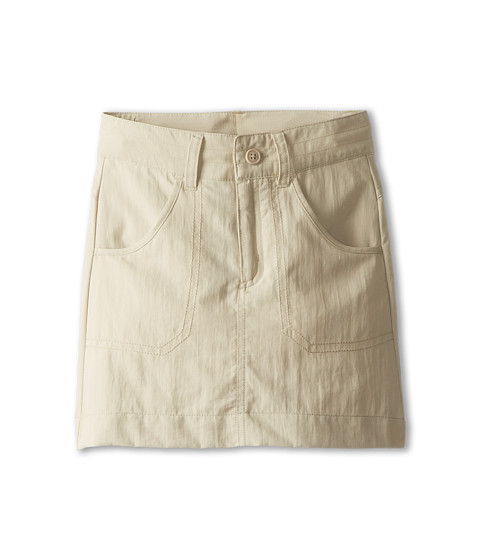 Columbia Kids - Silver Ridge III Skort (Little Kids/Big Kids) (Fossil) Girl