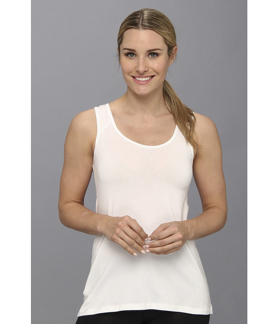 Lole - Savasana 2 Tank (White) Women's Sleeveless