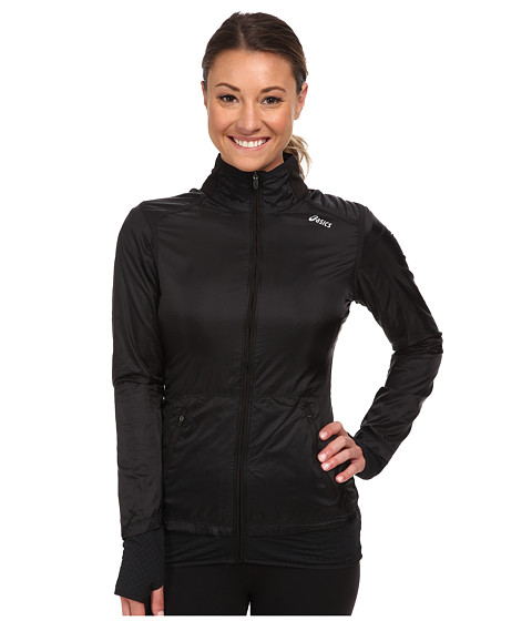 ASICS - Performance Fun Jacket (Black) Women's Jacket