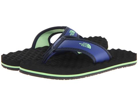 The North Face Kids - Base Camp Flip-Flop (Toddler/Little Kid/Big Kid) (Honor Blue/Cosmic Blue) Boys Shoes