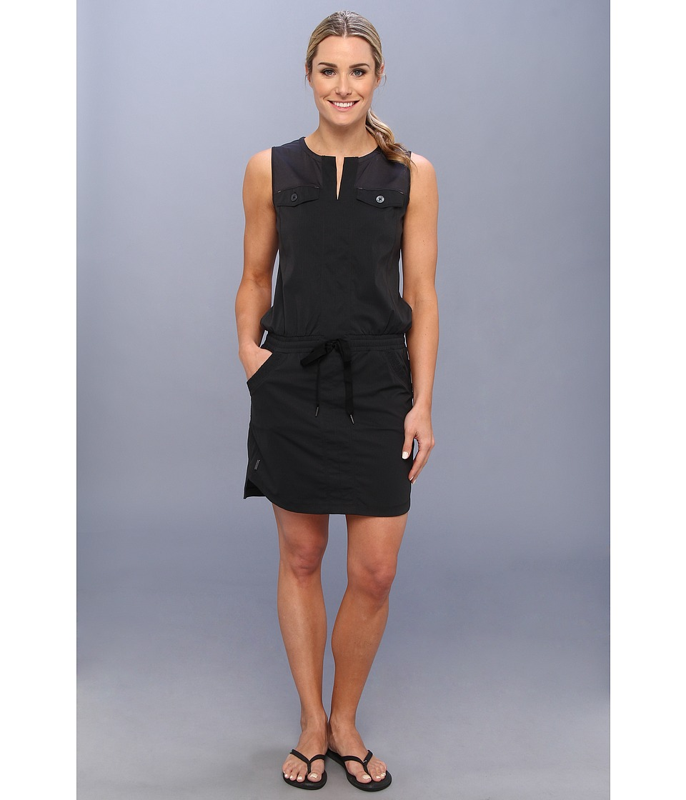 Lole - Marina Dress (Black) Women's Dress