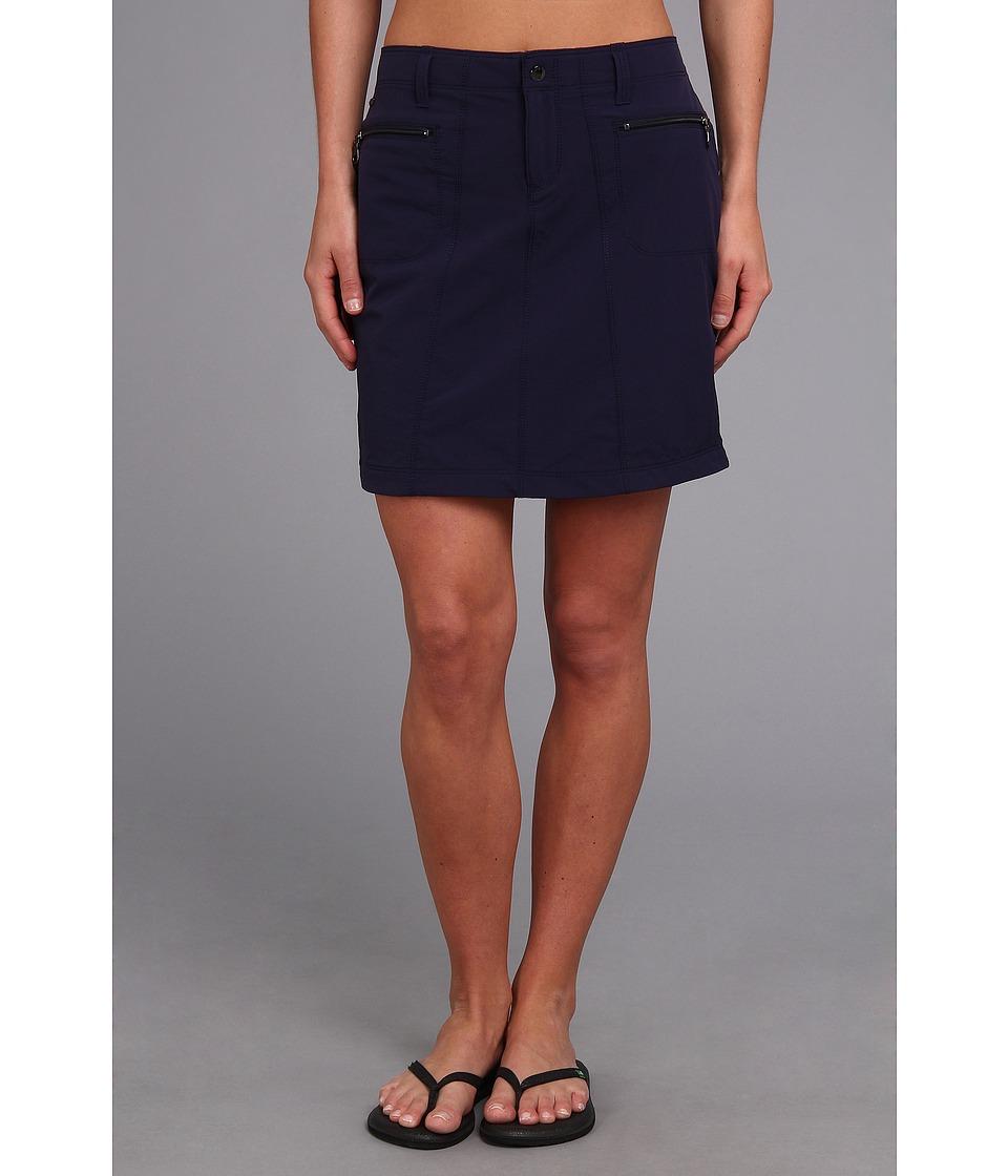 Lole - Milan Skirt (Evening Blue) Women's Skirt