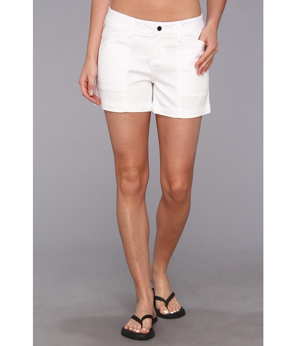 Lole - Hike 2 Short (White) Women's Shorts