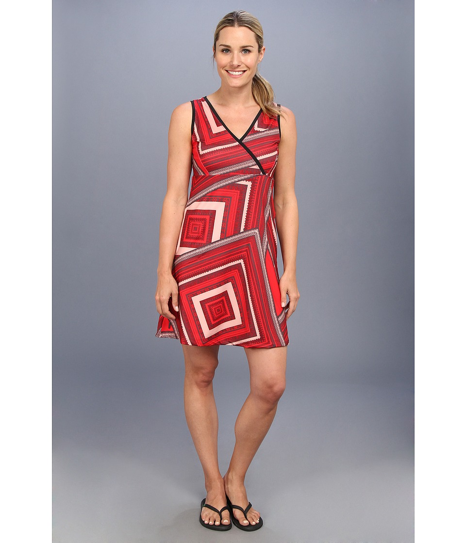Lole - Odette Dress (Pomegranate Scarf) Women
